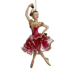 nutcracker suite dancer ornament kurt s adler