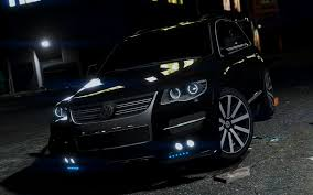 volkswagen touareg 2008 r50 add on replace tuning gta5