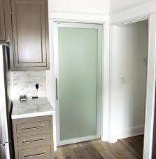 modern interior glass doors awesome swinging bathroom doors design ideas modern cool at