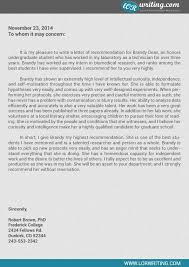 recommendation letter for graduate social work sample
