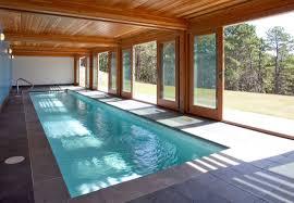 house pools pool rukle doors swimming tiny indoor toronto modern