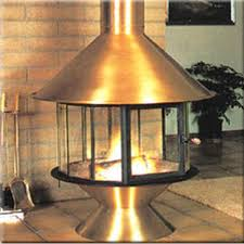 imperial carousel wood burning or gas fireplace