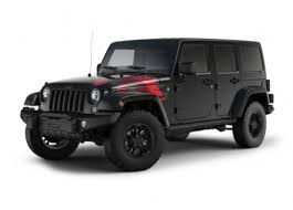 the 2017 jeep wrangler winter edition lights the year
