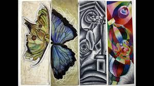 Art And Design Gcse Art And Design A Gcse Amazing Coursework Unit Youtube