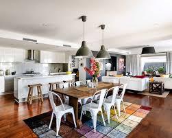kitchen and dining design ideas open kitchen dining room and living design ideas gopelling net