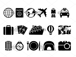 travel icons images Basic travel icon pack infographictemplates jpg