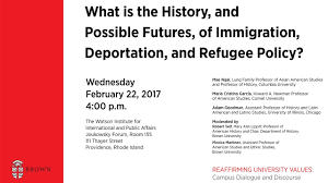 what is the history and possible futures of immigration