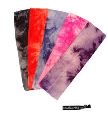 stretch headbands cotton stretch headbands tie dye 5 pack