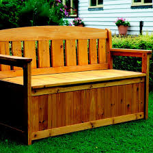 Outdoor Storage Box Bench Outdoor Wooden Storage Bench U2013 Doors