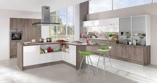 grande cuisine moderne modele de cuisine en bois moderne grande cuisine design meubles