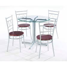 stainless steel dining table set popular home design cool on