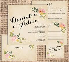 wedding invitations etsy wedding invites etsy stephenanuno