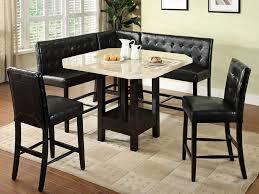 Triangular Kitchen Table by Interesting Decoration Triangular Dining Table Set Stunning Design