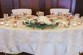 tablecloth decorating ideas you should experience wedding table cloth webshop nature