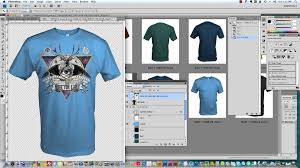 how to use t shirt mockup templates from thevectorlab youtube
