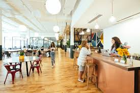 office interior design from our team wework creator
