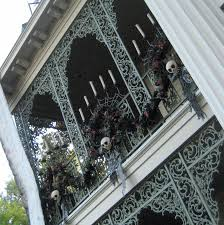 disneyland haunted mansion at halloween time simple sojourns