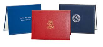 graduation diploma covers custom diploma cover options foster gordon mfg corp