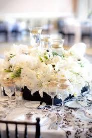 Beach Centerpieces For Wedding Reception by Stylish White Weddings Weddings Romantique White Wedding Dream