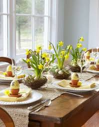 Easter Spring Table Decorations by 72 Best Spring Table Decoration Images On Pinterest Spring