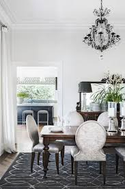 home ideas cozy dining room design with classic wooden table