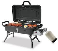 distinctive portable grills review coleman roadtrip lxe propane