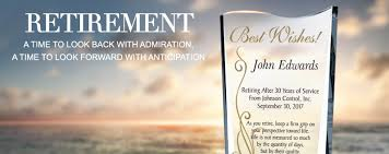 retirement plaque unique retirement plaques with sle award wording ideas diy awards