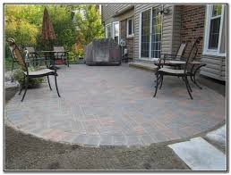 Patio Pavers Calculator Paver Stone Patio Youngbauer Landscaping Paverstone Stone Paver