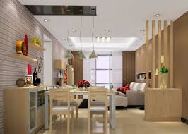 living room and kitchen divider ideas throughout partition