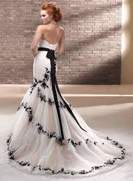 black and white wedding dresses best black and white gowns for wedding ideas wedding dress ideas