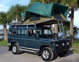 land rover 110 off road roughing it 1988 land rover defender 110 v8 bring a trailer