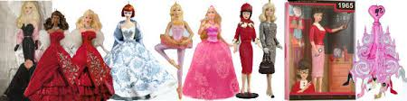 2012 barbies hallmark ornaments vintage and