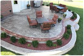 Sted Concrete Patio Design Ideas Concrete Square Patio Sted Concrete Patio Design Large