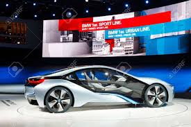 bmw concept i8 frankfurt sep 24 bmw i8 concept car shown at the 64th iaa