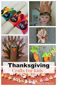 thanksgiving crafts for kids easily made