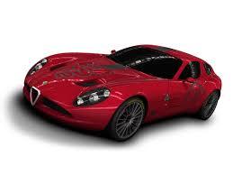 zagato maserati fab wheels digest f w d 2010 zagato alfa romeo tz3 corsa concept