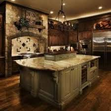 Rustic Tuscan Decor Rustic Tuscan Kitchen  Kitchen Designs - Tuscan kitchen backsplash ideas