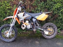 ktm 2007 sx 50 big wheel in kingsteignton devon gumtree
