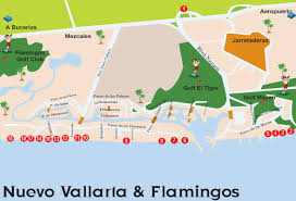 Punta Mita Mexico Map by Nuevo Vallarta Travel To Nuevo Vallarta Mexico
