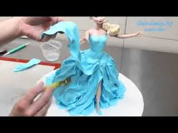 the 25 best doll cakes ideas on pinterest barbie cake frozen