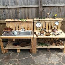 27 best outdoor kitchen ideas and designs for 2017 diy wood pallet sink and prep station