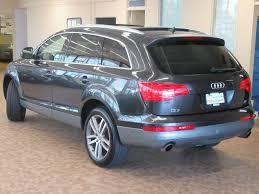 2007 audi q7 sale 2007 audi q7 4 2 premium quattro in skokie il redefined auto sales
