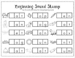 beginning sounds and middle sounds worksheets mrs ricca u0027s