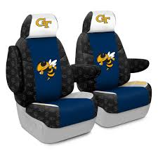 tactical jeep seat covers licensed collegiate seat cover georgia tech