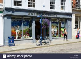 Second Hand Furniture Shops Guildford Displayed Outside Shop Front Stock Photos U0026 Displayed Outside Shop