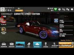 max corvette racing rivals chevrolet corvette edition max setup