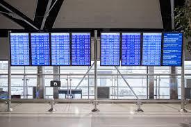 Detroit Metro Airport Map Detroit Metro Airport Mcnamara Terminal Forms Surfaces