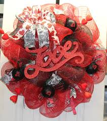 25 outstandingly cute handmade valentine u0027s wreath designs style