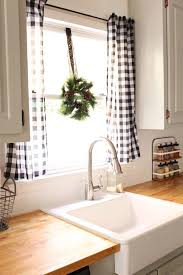 kitchen curtain ideas diy astonishing farmhouse kitchen curtain ideas door image of for
