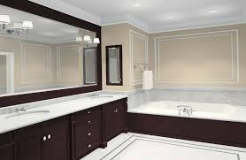 Bathroom Mirror Frame by Modern Bathroom Mirror Frames Home Design Ideas